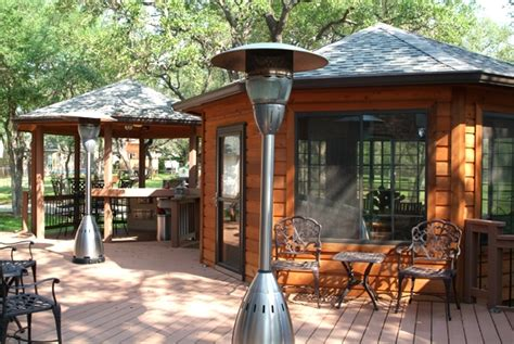 Handmade Gazebos - custom patio enclosures in san antonio tx j r s custom
