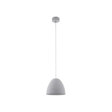 Small Pendant Lights Uk Eglo Lighting Sarabia Small Single Light Ceiling Pendant In Grey Finish Lighting Type From