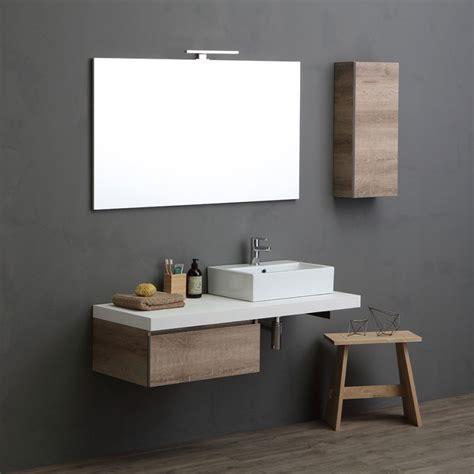 mobile componibile mobile bagno componibile con lavabo ceramico quadrato kv