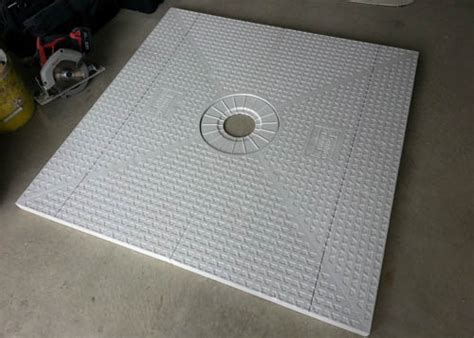 Ditra Shower Pan by Renovation Home Improvement Contractor Newmarket