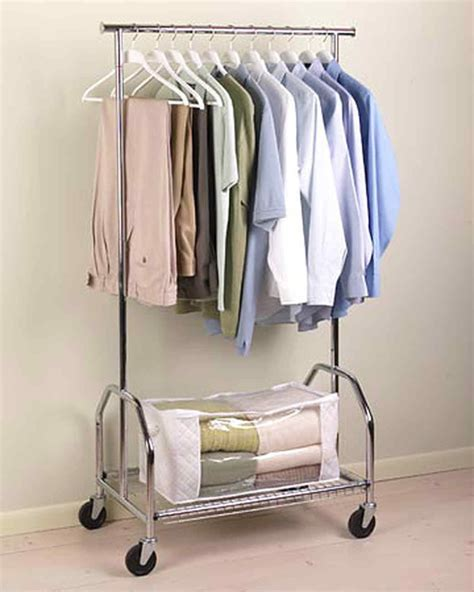 Clothes Rack Kmart by Organize Your Home Martha Stewart