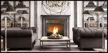 Restoration Hardware by Interior Perfection S Design Residential