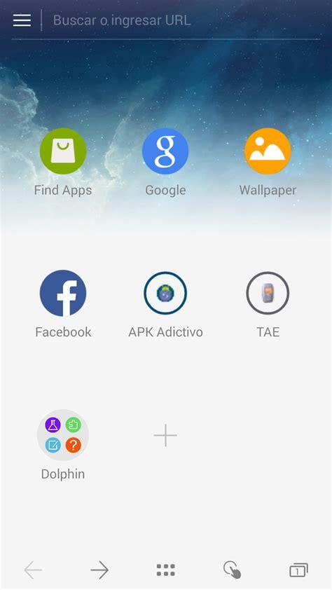 dolphin browser apk dolphin browser for android v11 4 1 apk juegos y aplicaciones para android