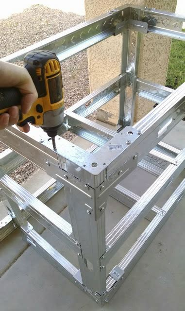 Diy Outdoor Kitchen Frames by Pneumatic Addict Rolling Outdoor Island Building Plans