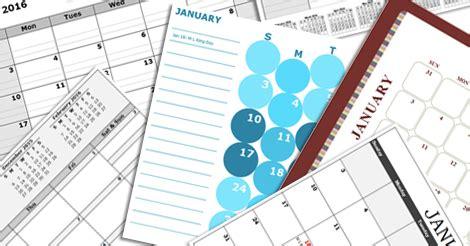 excel calendar template   printable excel template