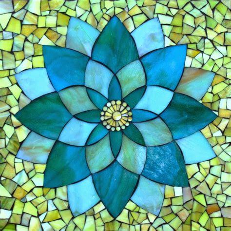 mosaic lotus pattern image gallery mosaic flowers