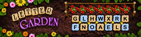 Letter Garden Free by S Top 10 To Play For Free Aol