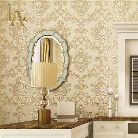 home decor buy damask wallpaper home decor home depot