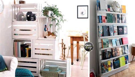 idee libreria fai da te riciclo creativo fai da te archivi