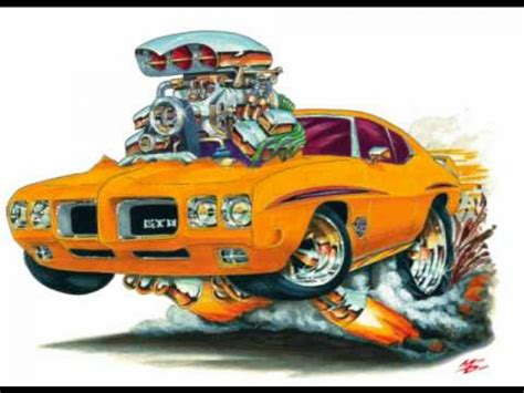 cartoon car drawing cartoon muscle car drawings www pixshark com images