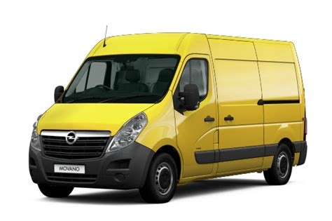 opel movano 2017 opel movano ii 2017 couleurs colors