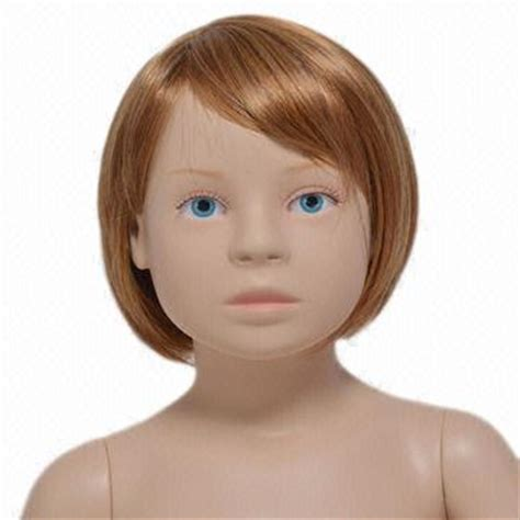 male wigs eurodisplay 174 manufacturer of mannequins makeup kid mannequin with wig global sources