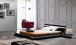 a look at the modern platform bed la furniture