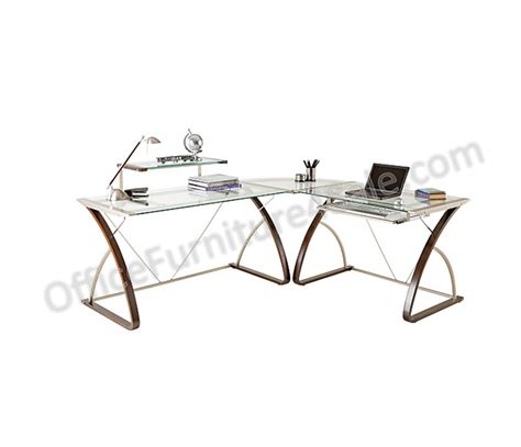 Merido Collection Computer Desk by Realspace Outlet Merido Computer Desk 30 Quot H X 42 Quot W X 27 1