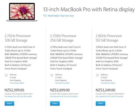 Laptop Apple Ringgit Malaysia apple raises mac prices in australia brazil new zealand