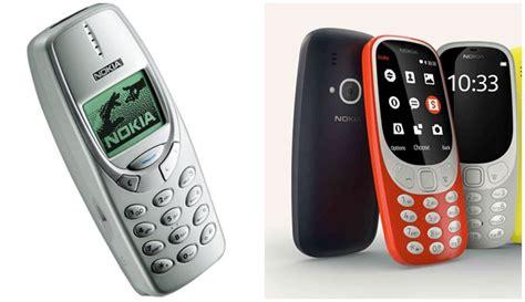 Nokia 3310 Versi Terbaru ini dia spesifikasi nokia 3310 modern yang nggak kalah dengan versi jadulnya boombastis