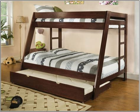 double deck bed wood double deck bed designs for boys in navy blue bedroom