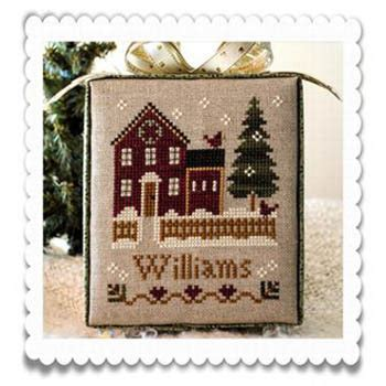 little house needleworks little house needleworks my house hometown holiday 123stitch com