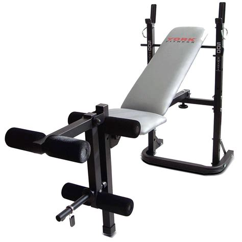folding weight bench with weight set york b500 weight bench with 50kg cast iron weight set