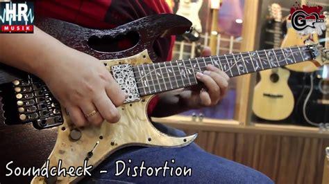 Gitar Ibanez Premium 100 hari hari musik gitar demo ibanez premium jem77wdp