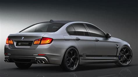 Bmw 5 Series Kit by Bmw 5 Series F10 Prior Design Aerodynamic Kit Preview
