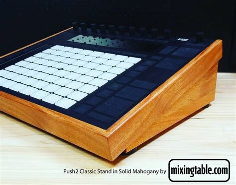 classic desk stand for push 2 mixingtable