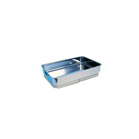 vasca in acciaio vasca in acciaio inox 18 8 con maniglie falc instruments