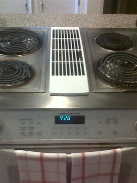 replace jenn air downdraft cooktop replace jenn air downdraft easy right doityourself