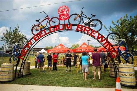 www new beer town brewery tours are on tap at new belgium in