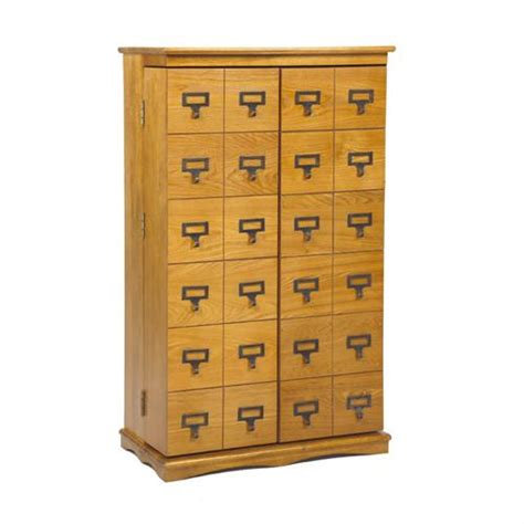 Oak Cd Storage Cabinet Leslie Dame Library Style Multimedia Storage Cabinet Oak Cd 612l Oak