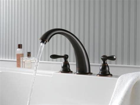 Delta BT2796 OB Foundations Windemere Roman Tub Faucet