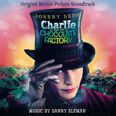 danny elfman charlie and the chocolate factory danny elfman charlie and the chocolate factory 2005