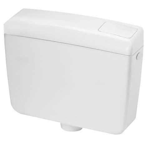 cassetta di scarico esterna cassetta wc esterna di scarico silenziosa in abs bianco