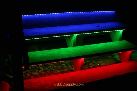 Led Light Strips For Stairs Outdoor Stairs Led Light Strips For Stairs Noir Vilaine