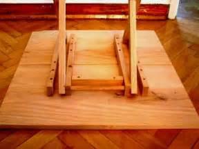 Meja Lipat Pendek cara buat meja lipat yang kokoh untuk belajar cara pintar