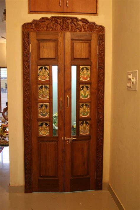 Pooja Room Door Design In Interior Designers Vastu Guidelines For Pooja Room Architecture Ideas