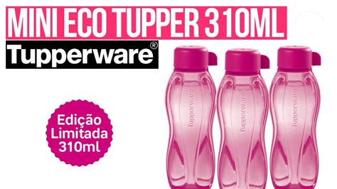 Tupperware Eco 310ml tupperware eco tupper 310ml rosa