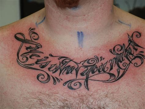 it is what it is tattoo 29 collar bone tattoos for