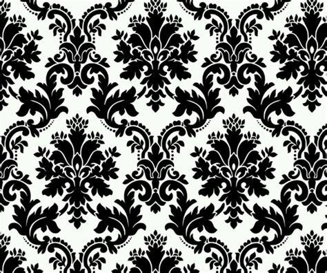 black and white wallpaper for walls damask wallpaper beauty pinterest