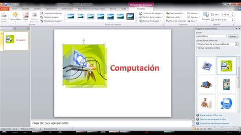 imagenes predisenadas insertar wordart e imagenes predise 241 adas en power point