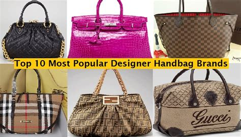 Top Ten Bag Trends Of 2007 A Year In Review 2 by Top 10 Most Best Designer Bags Popular