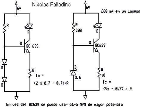 transistor pnp aplicaciones mantenimiento de pc circuito