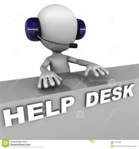 support help desk clipart