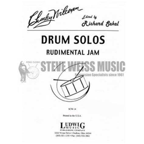 modern rudimental swing solos wilcoxon rudimental jam unaccomp solo snare drum