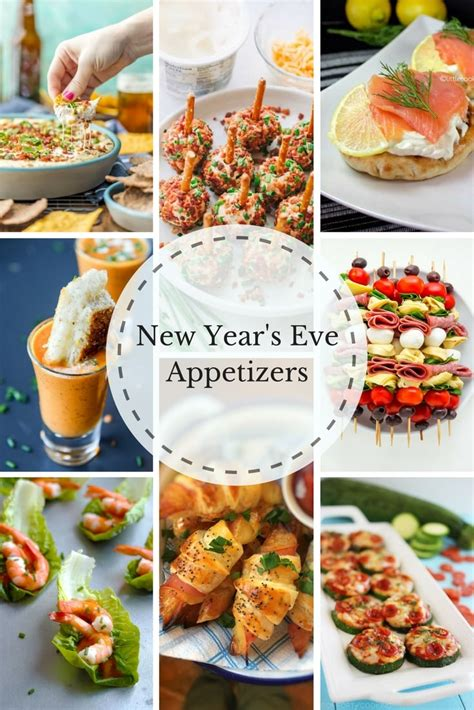 new year appetizer ideas new years appetizers ideas simple tasty