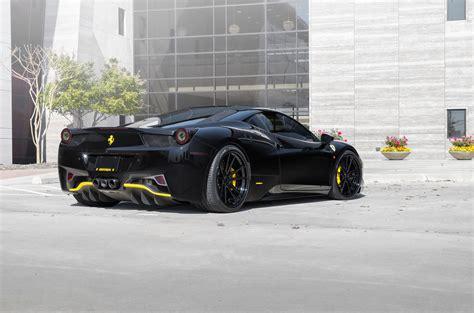 all black ferrari 100 all black ferrari series begins ferrari 70th