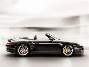 Porsche 911 Convertible 2014 2014 Porsche 911 Turbo Convertible Photos