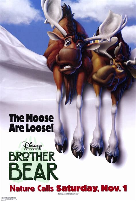 Brother Bear 2003 Full Movie Brother Bear Movie Posters From Movie Poster Shop