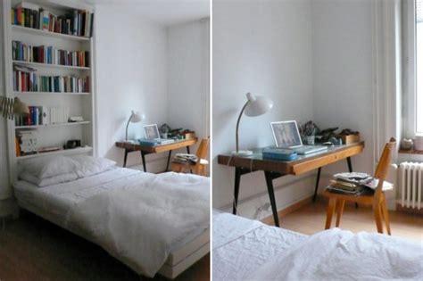 arbeitsplatz im schlafzimmer wir ziehen zusammen sweet home