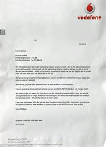Cover Letter For Vodafone Vodafone Contract Cancellation Letter 28 Images